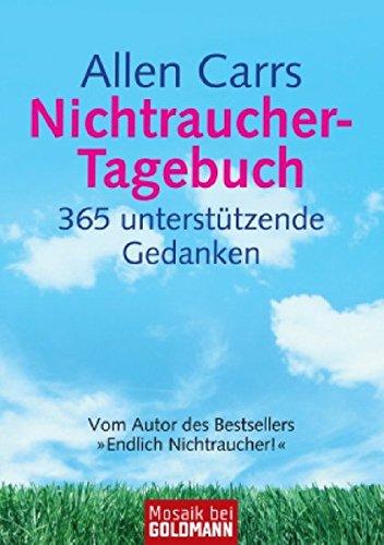 Allen Carrs Nichtraucher-Tagebuch (9783442166824) by Allen Carr