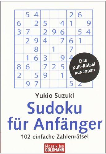 9783442168156: Sudoku für Anfänger