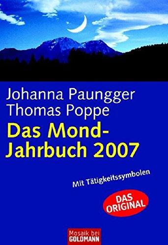 9783442168194: Das Mond-Jahrbuch 2007