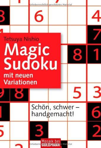 9783442168927: Magic Sudoku: mit neuen Variationen