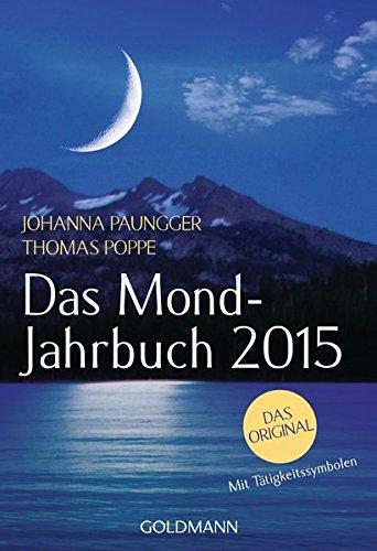 9783442174522: Das Mond-Jahrbuch 2015