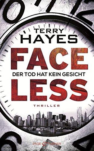 9783442204335: Faceless: Der Tod hat kein Gesicht - Thriller