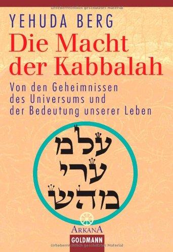 9783442216413: Power of Kabbalah (German Edition)