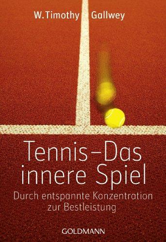 9783442219773: Tennis - Das innere Spiel