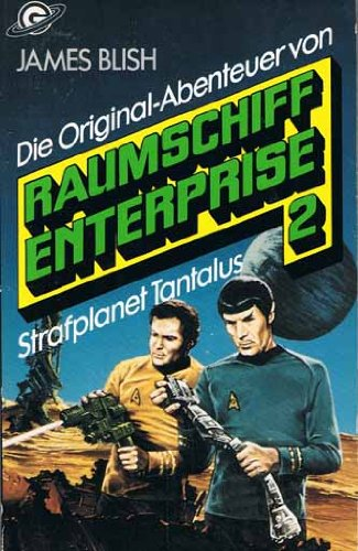 9783442237319: Raumschiff Enterprice: Strafplanet Tantalus