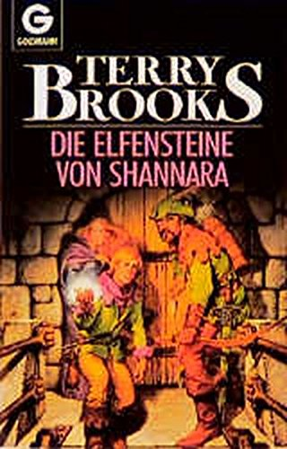 Die Elfensteine von Shannara. ( Fantasy- Roman). (3442238315) by Terry Brooks