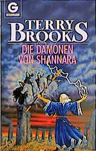9783442238330: Die Dämonen von Shannara. Fantasy- Roman.