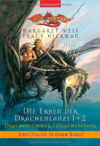 9783442243082: Die Erben der Drachenlanze1+2 . Drachensommer / Drachenfeuer: Zwei Folgen in einem Band!