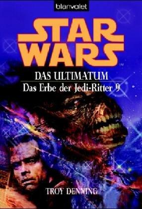 9783442243426: Star Wars: Das Erbe der Jedi-Ritter 09. Das Ultimatum
