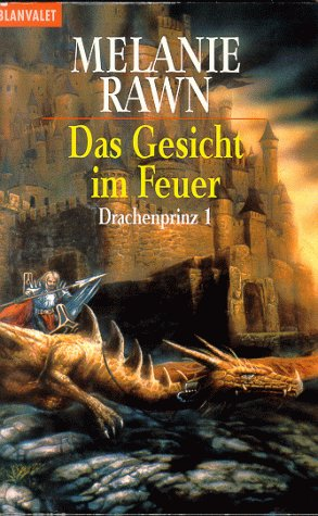 9783442245567: Drachenprinz 01. Das Gesicht im Feuer. ( Fantasy).