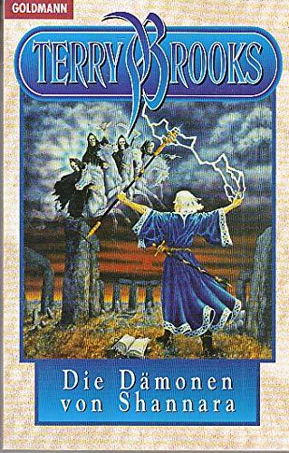 9783442246359: Die Dämonen von Shannara.