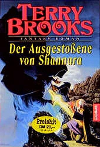 9783442247172: Der Ausgestoßene von Shannara.