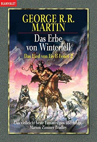 9783442247301: Das Lied von Eis und Feuer 2. Das Erbe von Winterfell.