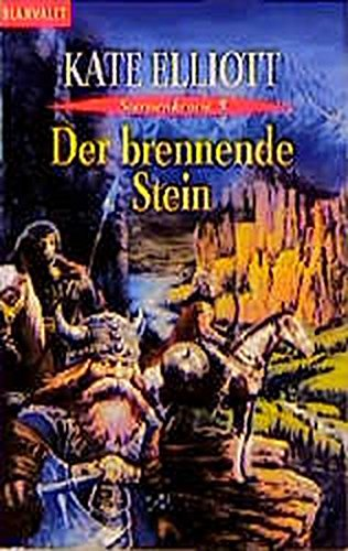 9783442248438: Sternenkrone 05. Der brennende Stein.