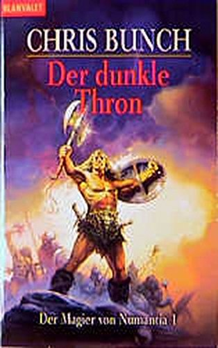 9783442248995: Der Magier von Numantia 1. Der dunkle Thron.