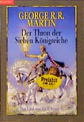 9783442249237: Das Lied von Eis und Feuer 3. Der Thron der Sieben Königreiche.