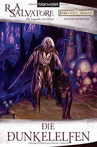 9783442267545: Die Dunkelelfen: Die Legende von Drizzt