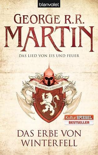 9783442267811: Das Lied von Eis und Feuer 02. Das Erbe von Winterfell [ Game of Thrones book 2 ] (German Edition)