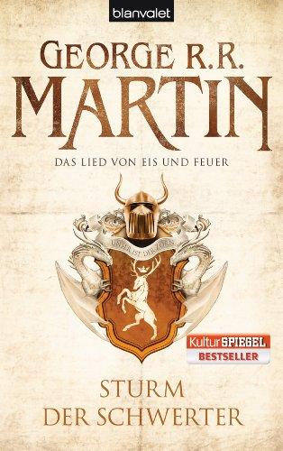 Das Lied von Eis und Feuer 05: Sturm der Schwerter - George R.R. Martin, Andreas Helweg