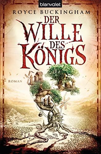 9783442269396: Der Wille des Königs