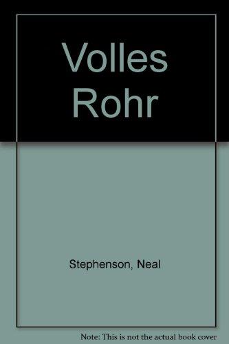 9783442303595: Volles Rohr
