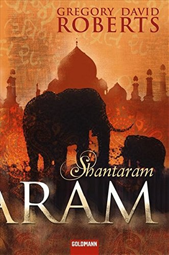 shantaram audiobook reader