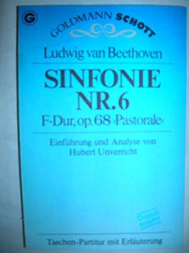 Sinfonie Nr. 6 F-dur, op. 68 -: Ludwig van Beethoven;