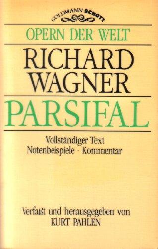 9783442330577: Parsifal