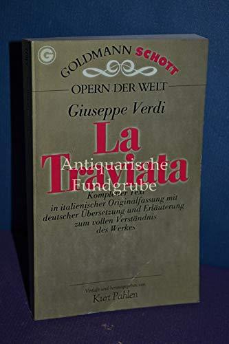 9783442330775: La Traviata