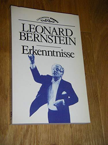 Leonard Bernstein. - mit signierten Foto: Bernstein,Leonard; Holde, Artur