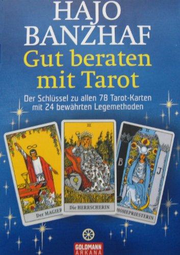 9783442337446: Gut beraten mit Tarot