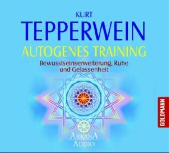 9783442339068: Autogenes Training. CD . Bewusstseinserweiterung, Ruhe und Gelassenheit