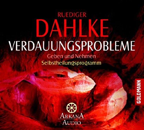 9783442339174: Verdauungsprobleme. CD: Geben und Nehmen. Selbstheilungsprogramm