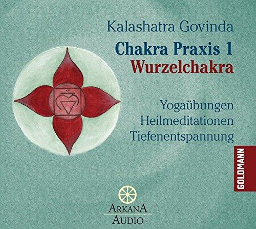 9783442339440: Chakra Praxis 1 - Wurzelchakra. CD: Yoga�bungen - Heilmeditationen - Tiefenentspannung