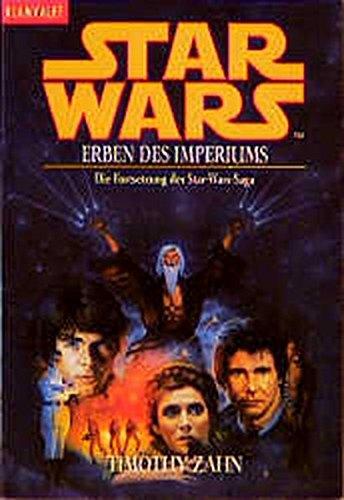 9783442352517: Star Wars. Erben des Imperiums. Die Fortsetzung der Star- Wars- Saga.