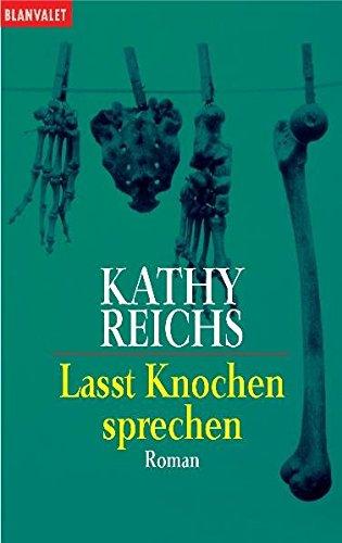 9783442355907: Lasst Knochen sprechen: Roman (German Edition)