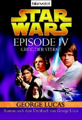 9783442363155: Star Wars - Episode IV: Krieg der Sterne