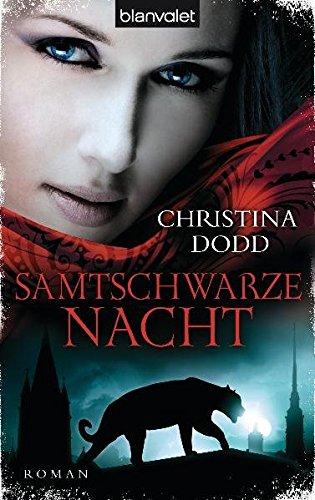 9783442372614: Samtschwarze Nacht