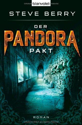 9783442373345: Der Pandora Pakt (Cotton Malone, #3)