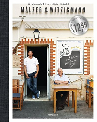 Mälzer & Witzigmann: Zwei Köche - ein Buch - Tim Mälzer, Eckart Witzigmann