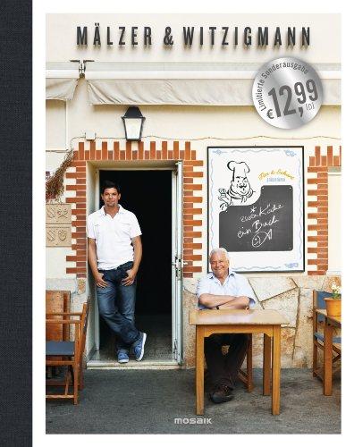 9783442391950: Mälzer & Witzigmann. Zwei Köche - ein Buch