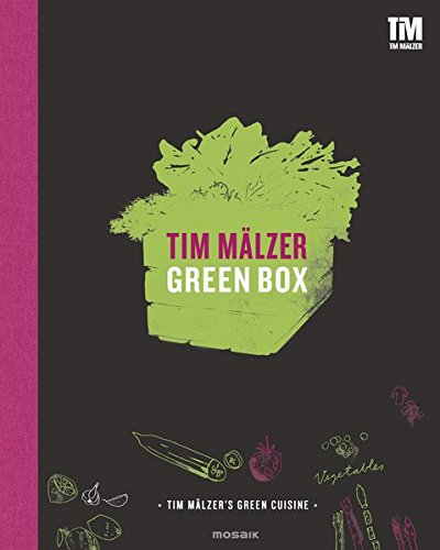 9783442392544: Green Box - Tim Mälzer's Green Cuisine - US-Edition: Tim Mälzer's Green Cuisine