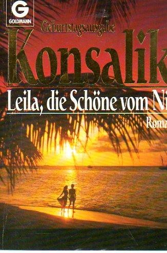 9783442411788: Leila, die Schöne vom Nil, Geburtstagsausg.