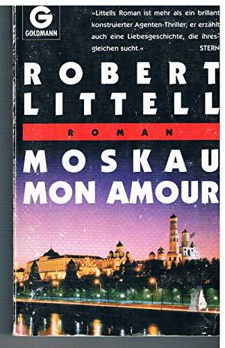 9783442412129: Moskau, mon amour. Roman