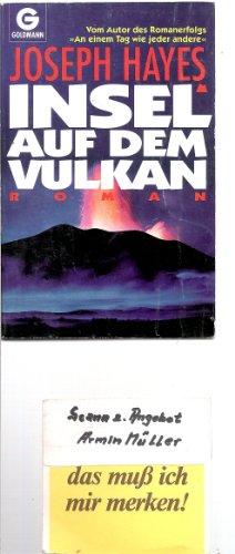 9783442412563: Insel auf dem Vulkan. Roman