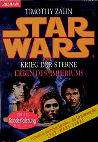 9783442413348: Star Wars: Krieg der Sterne - Erben des Imperiums (Die Thrawn-Trilogie, #1)