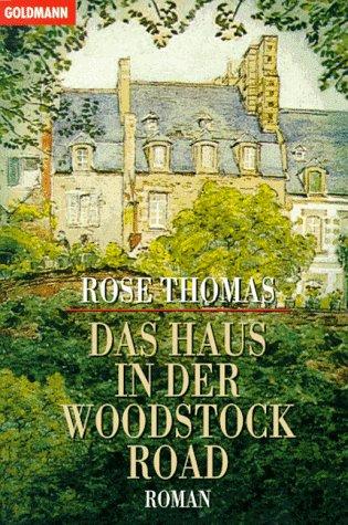 9783442414789: Das Haus in der Woodstock Road