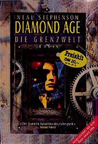 9783442415854: Diamond Age - Die Grenzwelt