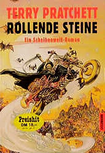 Rollende Steine. Ein Scheibenwelt-Roman 16. - Pratchett, Terry