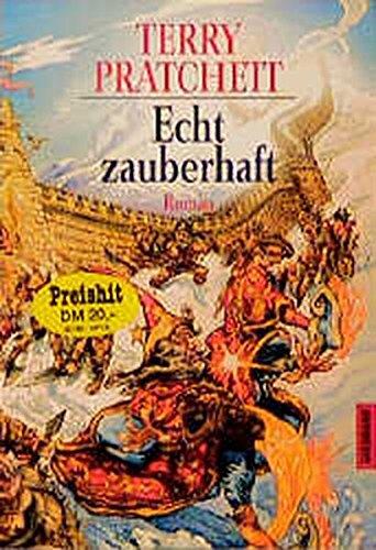 9783442415991: Echt zauberhaft. Ein Roman von der bizarren Scheibenwelt.